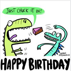 Custom Birthday Cards