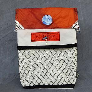 Manta Ray - 100% Upcycled Backpack