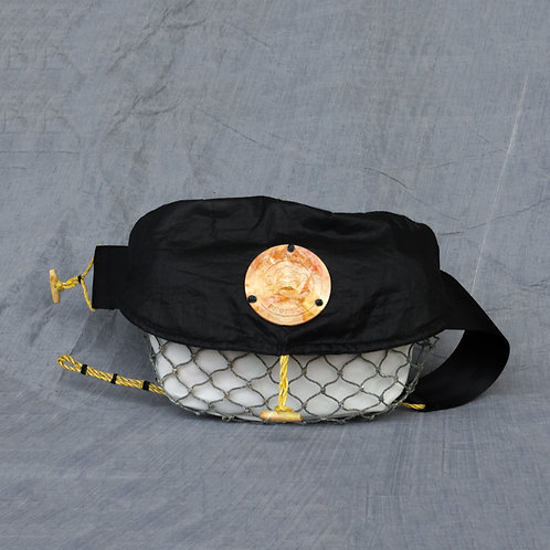 Sea Jelly - Size S - 100% Upcycled Hip Pack