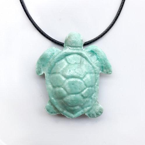 Green Sea Turtle - Turquoise