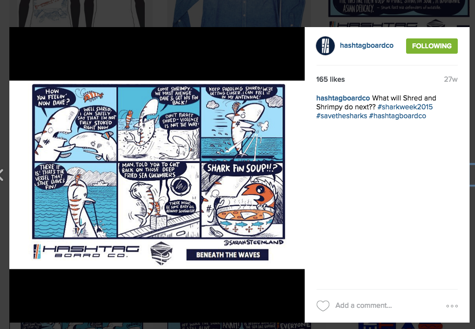 Comics cartoonist to create instagram and social media art