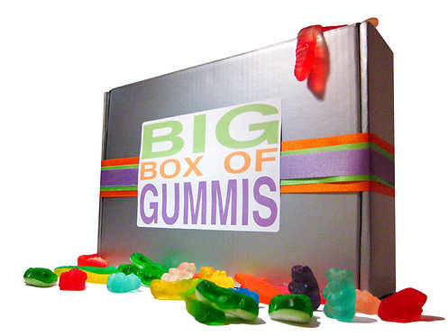 BIG Box of Gummis