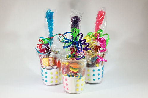 Plastic Cup Favors