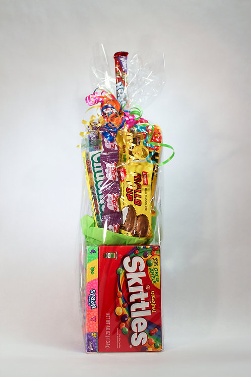Bursting Candy Box