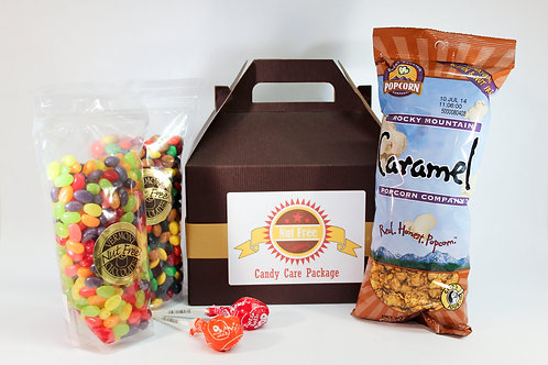 Nut Free Candy Care Package