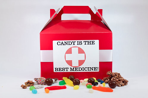 Candy Is The Best Medicine Care Package