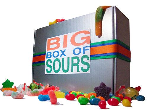 BIG Box of Sours