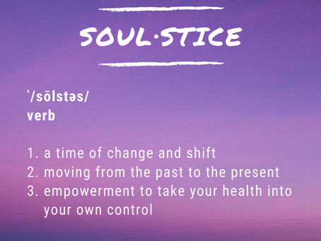 The Summer Solstice - A Time for Reawakening