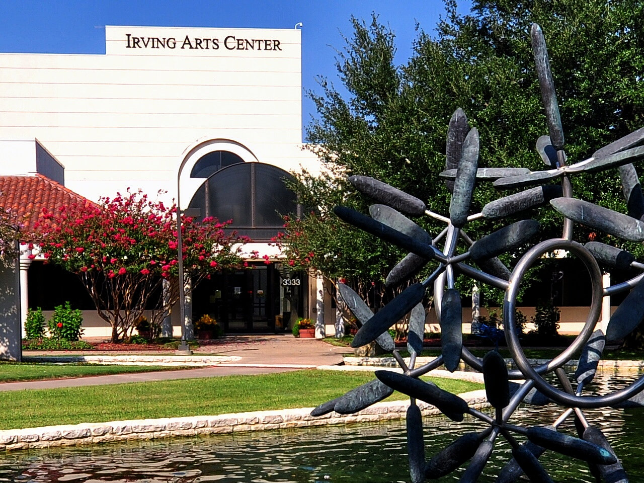 Image result for Irving Arts Center