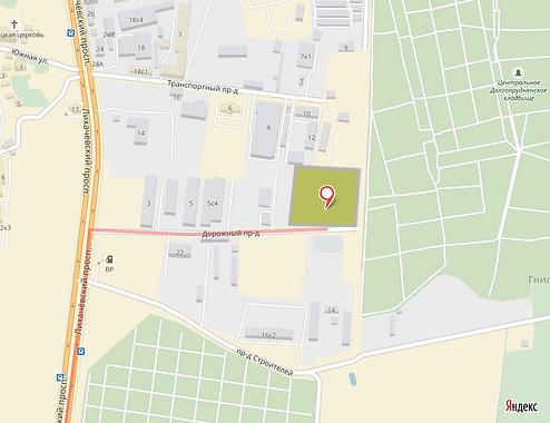 карта, как проехать Долгопрудный Бой Бетону
