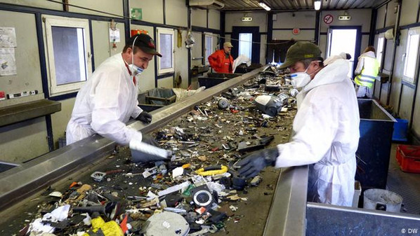 А что там? Обзор европейского рынка рециклинга мусора. Германия