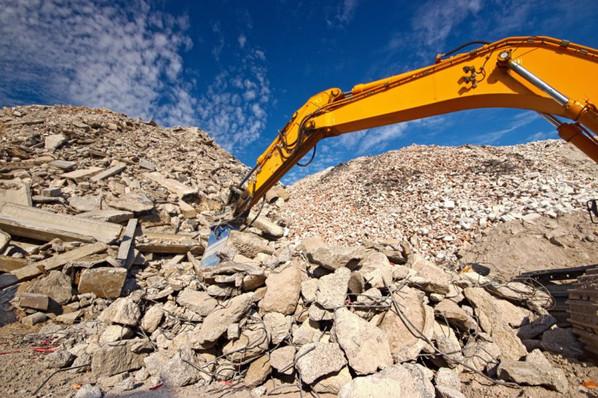 Почему так важно утилизировать строительный мусор?