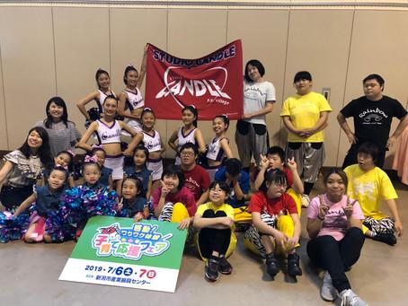 トキッコ 子育て応援フェア2019  ダンスフェスティバル