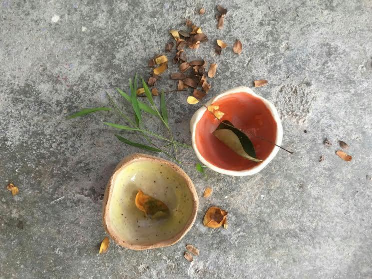 carved bowls