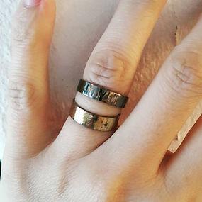 kintsugi rings