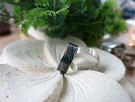 Plain & Patina Ring (Basic)