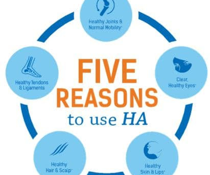 5 Reasons to use Hyaluronic Acid