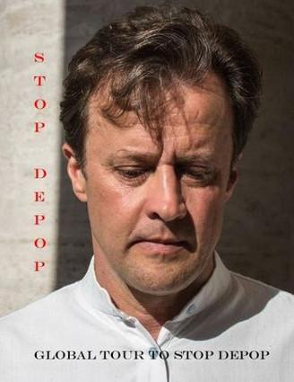 Stop Covert Depopulation Tour Kevin Mugur Galalae