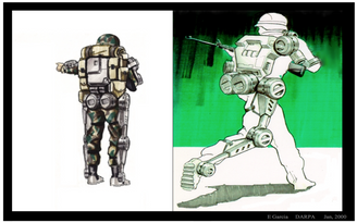 "The Soldier-Cyborg Transformation : The Military's Inhumane Vision to ""Be All You Can Be&qu"