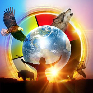 Healing Ourselves, Our Relations & Our World by Chief Phil Lane Jr.