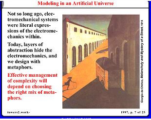 Complex Cyber Systems ~ Modeling in an Artificial Universe Part 1