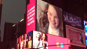 Times Square Animation