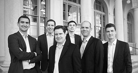 Terabase Founding Team