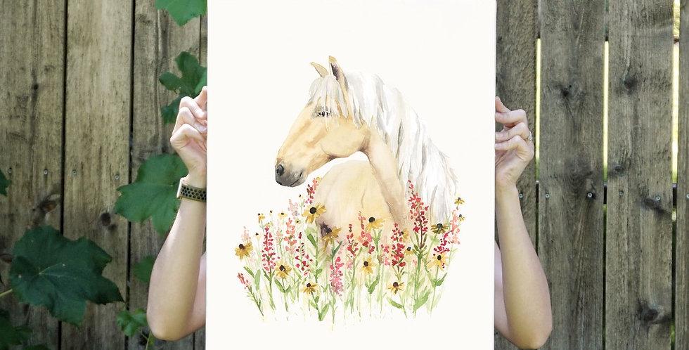 Palomino Wildflower