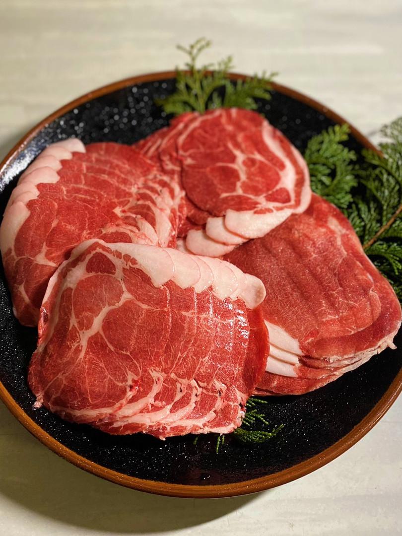 ジビエ猪肉BBQ