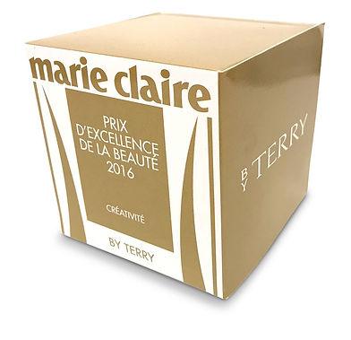 Création Cube Marie Claire
