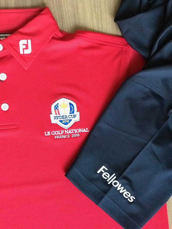 Polos FellowesRyder Cup