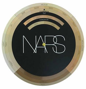 Création roue de formation NARS