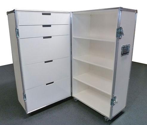 Conception et fabrication mobilier commercial
