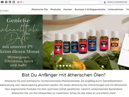 Young Living - dein Bestellkonto in 5 Minuten