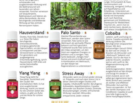 Regenwald Öle - Ätherische Öle aus Ecuador
