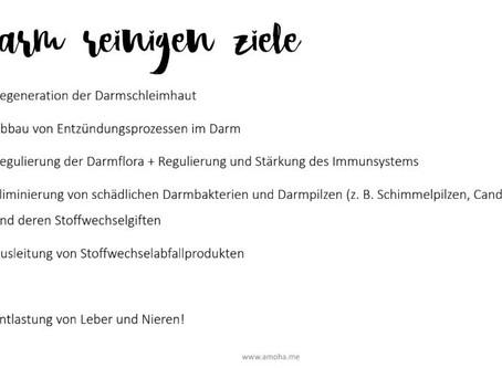 #7 DETOX Serie - Darm, Leber, Nieren reinigen