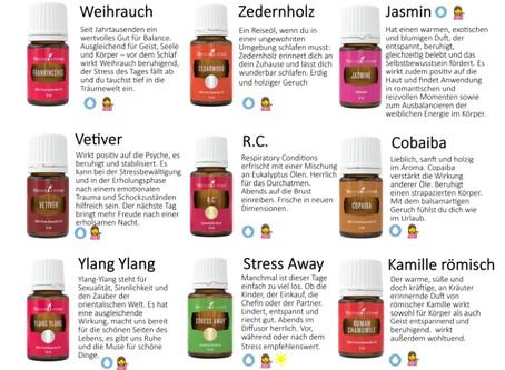 Schlafgut - das Gesamtpaket und 12 ätherische Öle für einen tiefen und erholsamen Schlaf