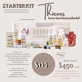 Thieves Starterkit Young Living