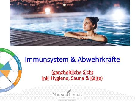 #9 DETOX Serie - Immunsystem ganzheitlich stärken