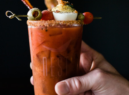 THE NEST BLOODY MARY