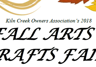 2018 Kiln Creek Craft Fair