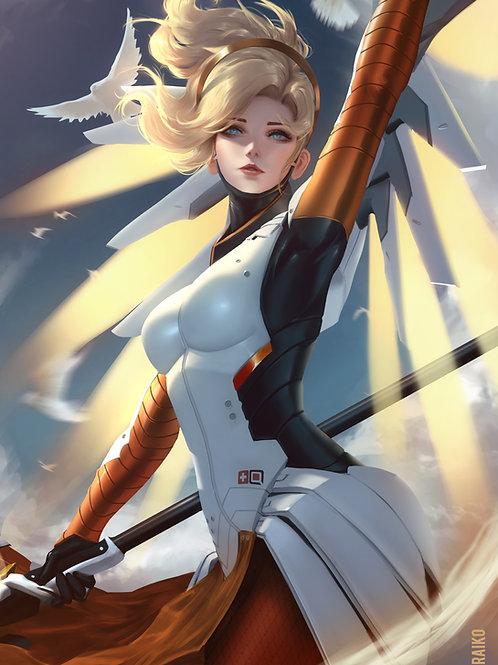 Mercy Heroes Never Die