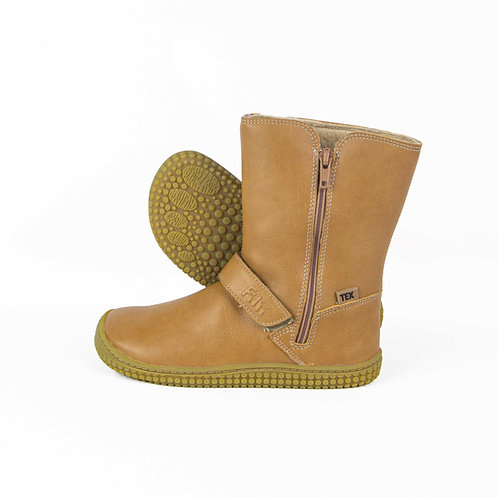 Filii Egg BOOT Vegan Tex Terra Zipper