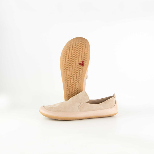 VivoBarefoot Opanka Leather Pink Granite