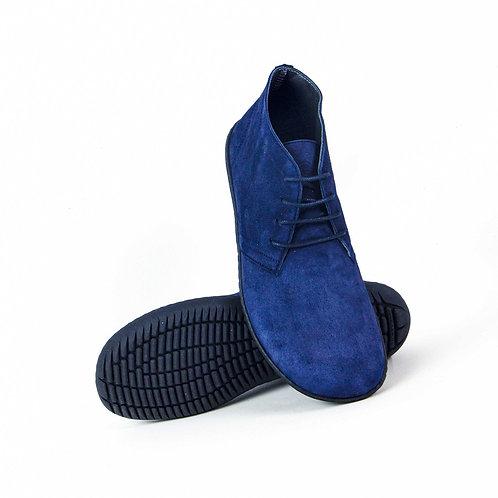 Groundies MILANO Velour Blue