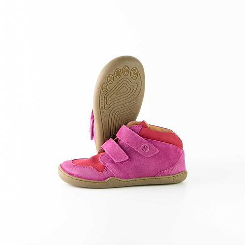 Blifestyle RACCOON Bio Leather Fuchsia Velcro