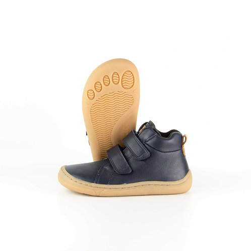 Froddo Leather Dark Blue Velcro