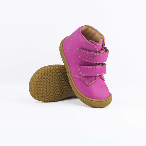 Filii Soft Feet Bio Leather Pink Velcro