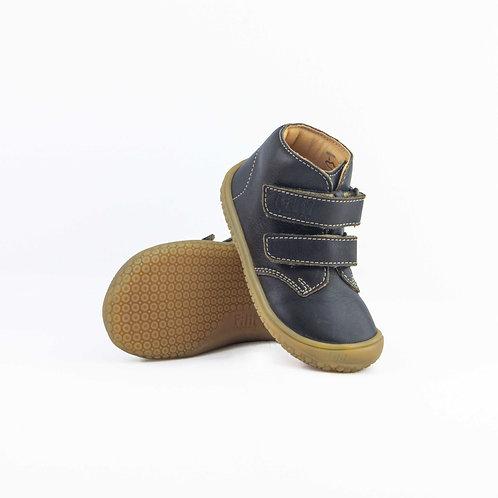 Filii Soft Feet Bio Leather Schoko Velcro