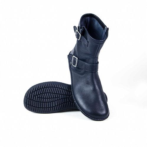 Groundies Montreal Leather Black